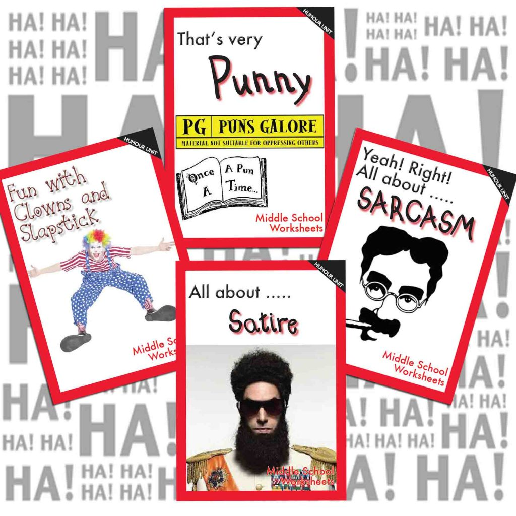 Famous Comedy Fun Pack
