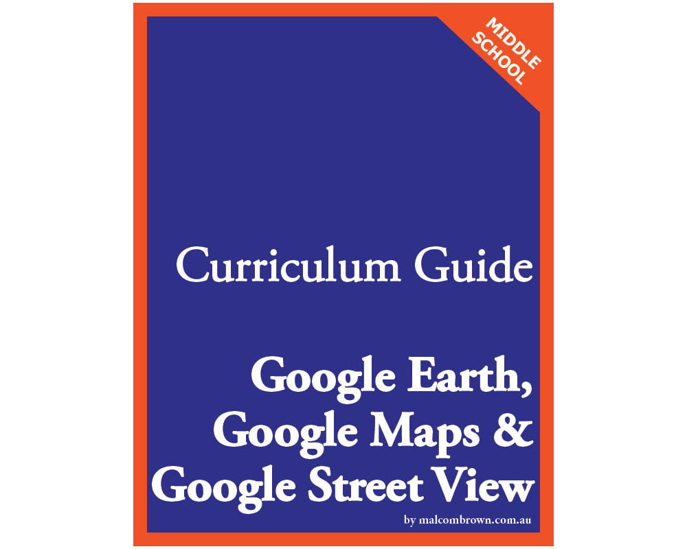 Free Curriculum Guide – Google Earth, Google Maps, Google Street View