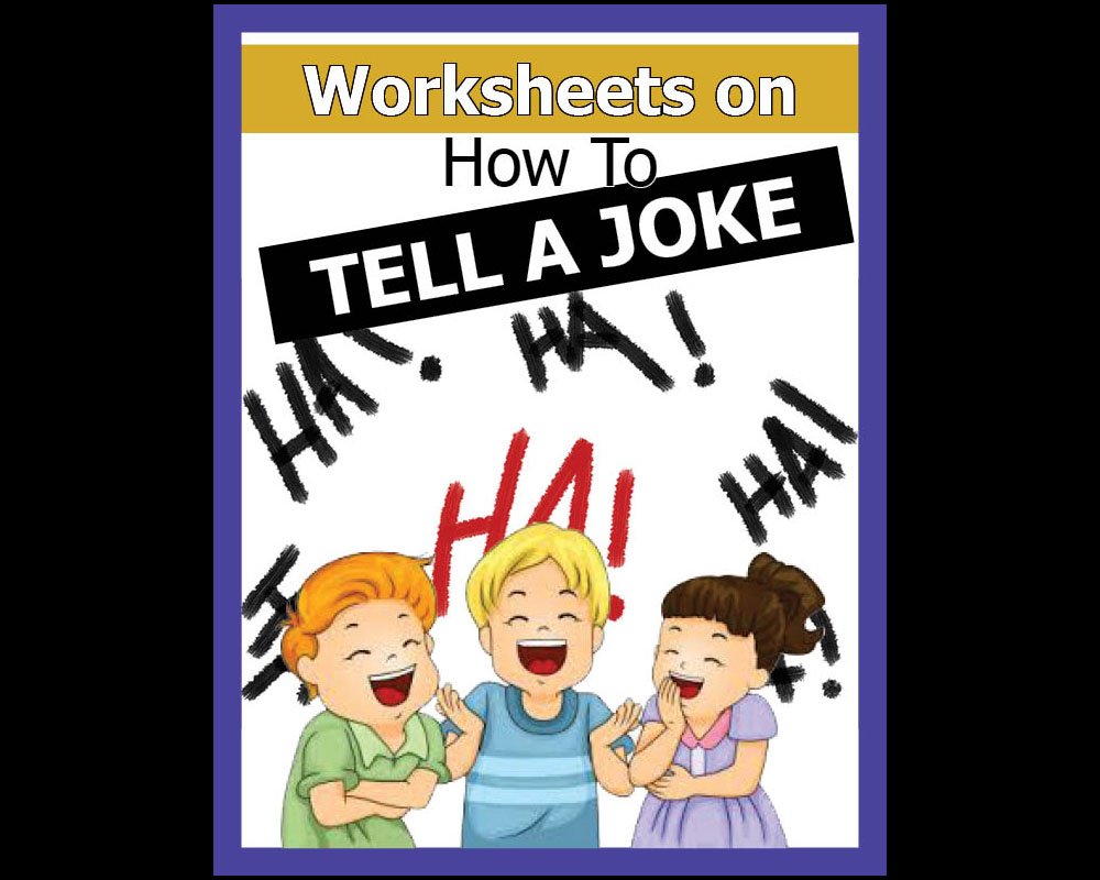 How to tell a Joke (and write one)