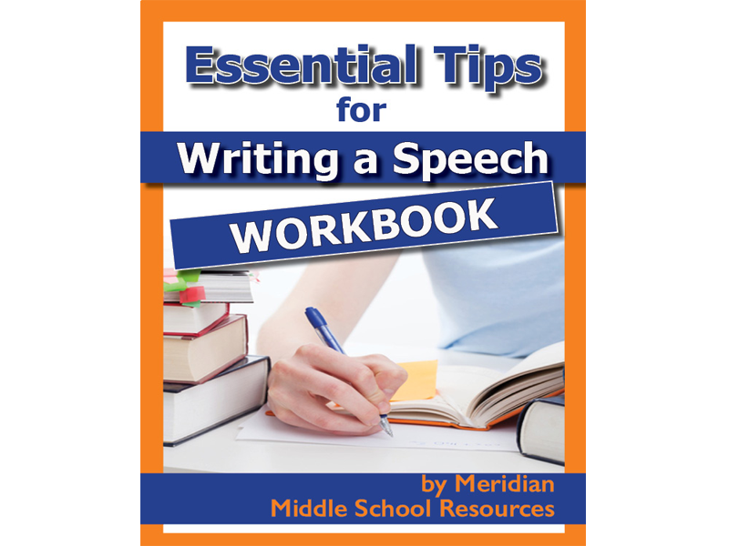 Speechwriting Tips